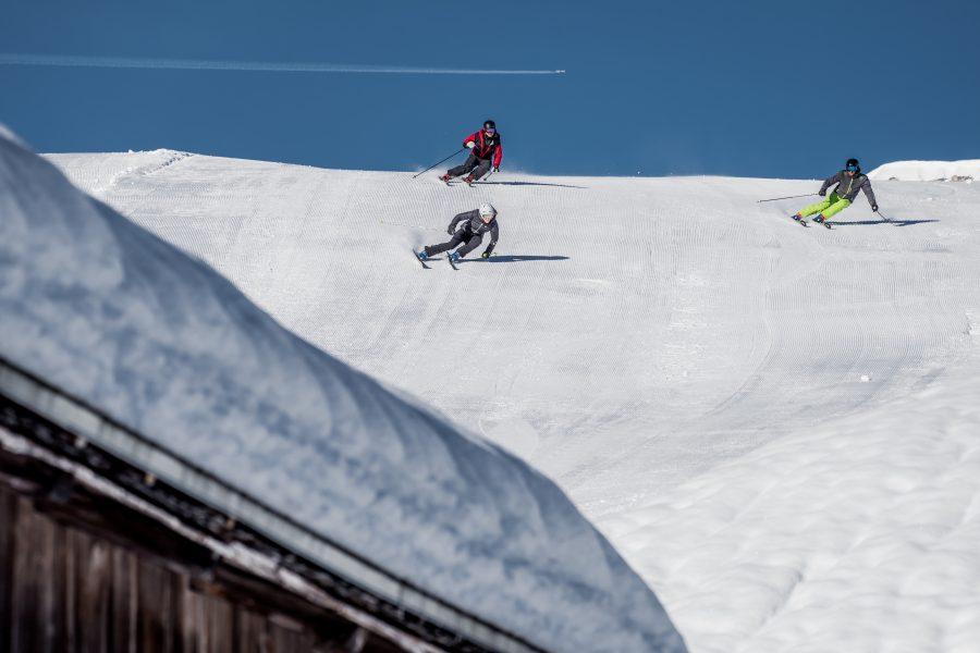 Grosser Skitest 14. + 15.12.2019